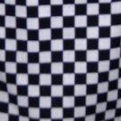 MadieBs Black White Check  Custom  Pillowcase  w/Name