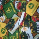 MadieBs John Deere Patch Custom  Pillowcase  w/Name