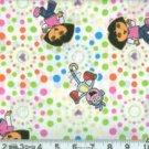 MadieBs Dora the Exploerr Custom  Pillowcase  w/Name