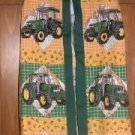 MadieBs Custom John Deere Tractor  Diaper Stacker New