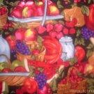 MadieBs Fruit Stand Berries Custom Smock Cobbler Apron