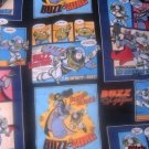 MadieBs Set of 2  Buzz Lightyear Comic Crib Sheets New