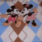 MadieBs Mickey Mouse Fleece Toddler Baby Blanket 30x36