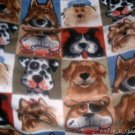 MadieBs Dogs Mutts Pets   Toddler Baby Blanket 30c36