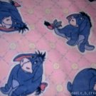 MadieBs Eeyore Fleece Toddler Baby Blanket 30c36