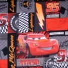 MadieBs McQueen Racing Ck Custom Toddler Bed Sheet Set