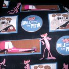 MadieBs Pink Panther  Crib/Toddler Bed Sheet Set