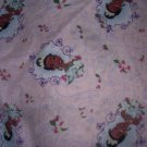 MadieBs Pink Princess Frog  Crib/Toddler Bed Sheet Set