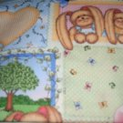 MadieBs Lolipop Station Cute Crib/Toddler Bed Sheet Set