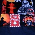 MadieBs  Fire Rescue Men Toddler Pillowcase w/name