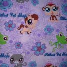 MadieBs  Pet Shop Lavendar Toddler Pillowcase w/name