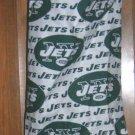 MadieBs NY Jetts NFL Plastic Bag Holder Dispenser New