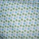 MadieBs Sweet Polka Dots  Nap Mat Pad Cover w/Name