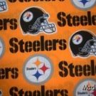 MadieBs Pittsburgh Steelers Custom  Pillowcase  w/Name