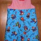 MadieBs School Time Fun Color  Jumper/Dress SZ 2/2T NEW