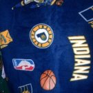 MadieBs Indiana Pacers NBA Fleece Toddler Baby Blanket