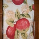 MadieBs Red Apples Plastic Bag Holder Dispenser New
