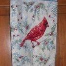 MadieBs Cardinal Red Bird Bag Holder Dispenser New