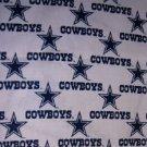 MadieBs Set of 2  Dallas Cowboys White  Crib Sheets