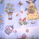 MadieBs Faries Flowers Fairy Cradle Sheet Custom  New