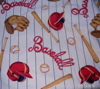 MadieBs Personalized Custom BaseBall Sports  Pillowcase