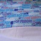 MadieBs Hanna Montana Flannel Custom  Pillowcase w/Name