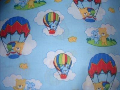 MadieBs Hot Air Balloons  Custom  Pillowcase  w/Name