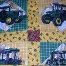 MadieBs John Deere Tractor Custom  Pillowcase  w/Name