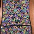 MadieBs Colorful Masks Custom Smock Cobbler Apron