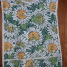 MadieBs Large  Sunflowers  Smock Cobbler Apron