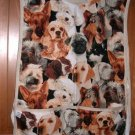 MadieBs Multi Dog Breeds Custom Smock Cobbler Apron