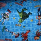 MadieBs Toy Story Buzz Personalized Pillowcase