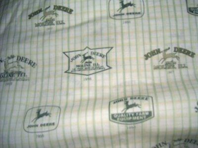 MadieBs  John Deere  Sheet Set for the IkEA Toddler Bed