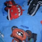 MadieBs  Cars McQueen Crib Toddler Bed Sheet Set New