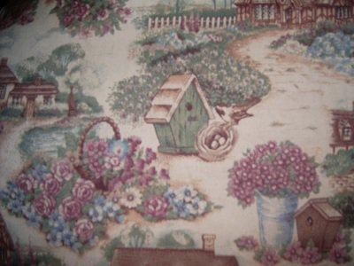 MadieBs Shabby Chic Cottages Personalized Pillowcase