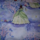 MadieBs Princess & Frog Kinder Nap Mat Pad Cover w/Name