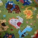 MadieBs Prehistoric Dinosaur Toddler Sheet Set New 3 piece