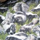 MadieBs  Cute Little Stinkers Skunks Cotton  Personalized Custom  Pillowcase  w/Name