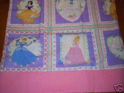 Oh My Prettyy Princess   Nap Mat Pad Cover w/Name