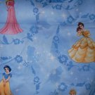Oh My Pretty Princess  Nap Mat Pad Cover 2 Pc. Set  w/Name