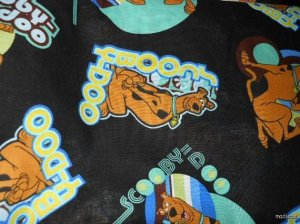 MadieBs Scooby Doo  Cotton Personalized Custom  Pillowcase  w/Name
