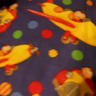 MadieBs Planes Cars Trains  Nap Mat Pad Cover w/Name
