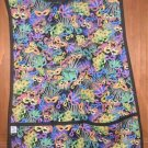 MadieBs Multi Colored Mask Festival  Cotton New Custom Smock Cobbler Apron
