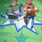 MadieBs Toy Story Woody Buzz Nap Mat Pad Cover w/Name