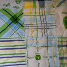 MadieBs Custom John Deere w/Dots Baby Bed Quilt Blanket