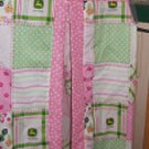 MadieBs John Deere Pink Custom  Diaper Stacker New