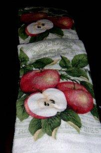MadieBs Finest Apples  Custom  Plastic Bag Holder Dispenser