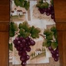 MadieBs Concord Grapes Vinyard Plastic Bag Holder Dispenser