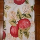 MadieBs Nice Red Apples Plastic Bag Holder Dispenser