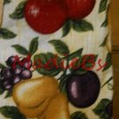 MadieBs Multi Mixed Fruit Pears Plastic Bag Holder Dispenser